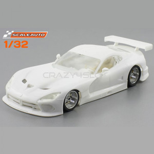 SRT Viper GTS-R White Racing Kit