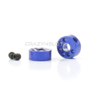 Stopper Alleggerito M2 Alluminio Anodizzato Blu
