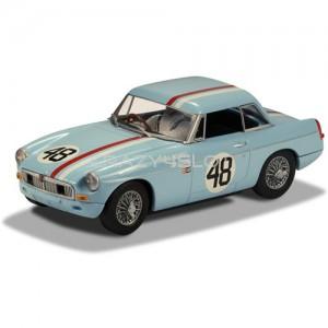 MGB 1964 Sebring 12 Hrs n.48