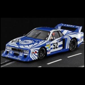 Lancia Beta Montecarlo n.52 24h Le Mans 1980