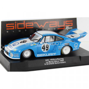 Porsche Moby Dick 935/77A Vegla Racing Le Mans 1980