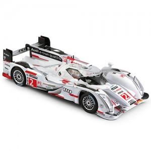 Audi R18 4Wd e-tron quattro 1st Le Mans 2013