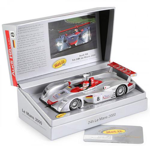 Audi R8 LMP No.8 Winner Le Mans 2000