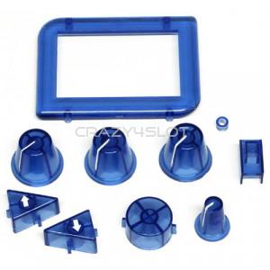 Accessori Blu per Guscio Pulsante
