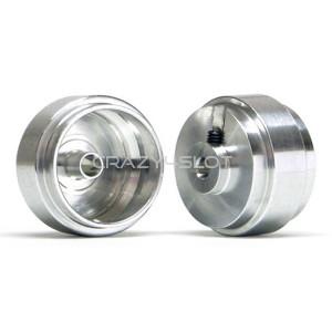 Cerchi in Alluminio 17.3x8.2mm a Mozzo Corto