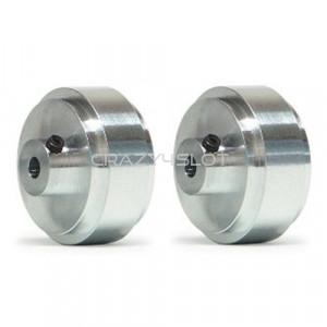 Cerchi in Alluminio 17.3x8.2mm