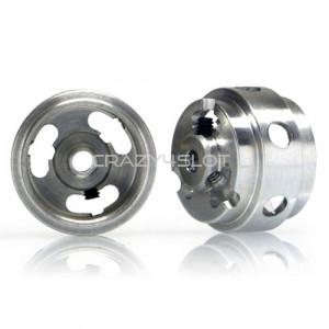 Cerchi Forati in Magnesio 16.5x10mm