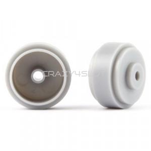 Cerchi in Plastica da 15.8x8.2mm a Mozzo Corto