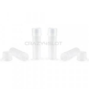 Contenitore Trasparente in Plastica 17 x 50 mm