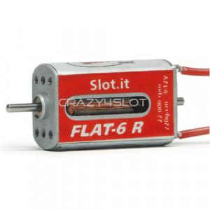 Flat-6 R Rosso 22.000 rpm