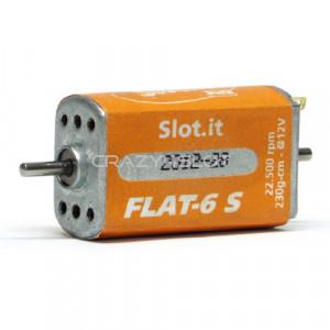 Flat-6 S Arancione 22.500 rpm