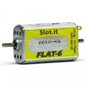Flat-6 Giallo 20.500 rpm Cassa Differenziata