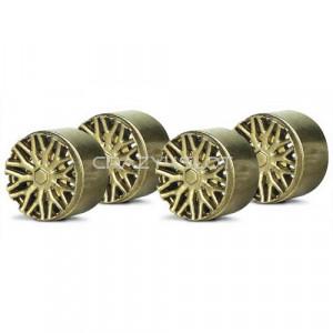 Inserti BBS Oro per Cerchi F1 14.4mm