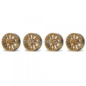 Inserti BBS Oro per Cerchi da 15.8mm