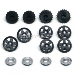 Inserti Cerchi per Lancia LC2 85
