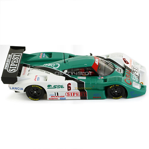 Lancia LC2/85 1000Km Brands Hatch 1986 n.6