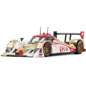 Lola B10/60 Le Mans 2010 n.12