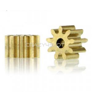 Pignoni 9 denti 5.5mm Foro Interno 1.5mm