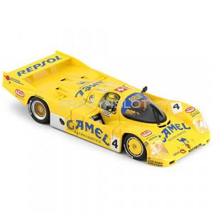 Porsche 962C 85 Le Mans 1988 n.4 Camel Brun