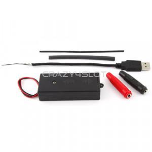 Porta Batterie di Alimentazione Pulsante SCP