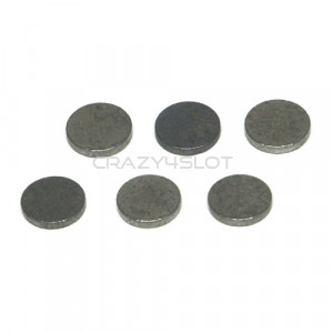 Zavorra in Tungsteno a Forma Cilindrica 0.58g