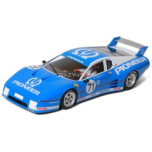 Ferrari 512BB n.71 24h Le Mans 1982 Pioneer