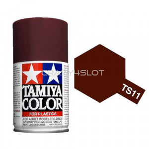 Vernice Spray Tamiya TS11 Maroon
