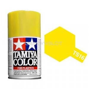 Vernice Spray Tamiya TS16 Yellow