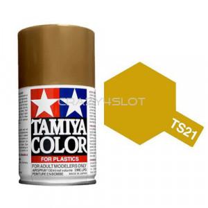 Vernice Spray Tamiya TS21 Gold