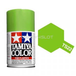 Vernice Spray Tamiya TS22 Light Green