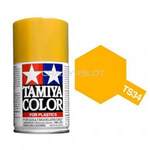 Vernice Spray Tamiya TS34 Camel Yellow