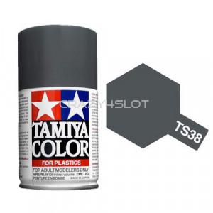 Vernice Spray Tamiya TS38 Gun Metal