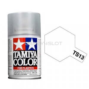 Vernice Spray Tamiya TS13 Clear