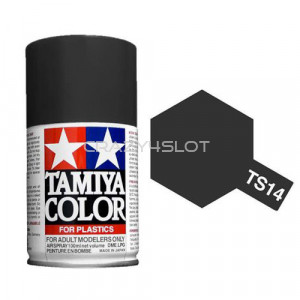 Vernice Spray Tamiya TS14 Black