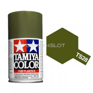 Vernice Spray Tamiya TS28 Olive Drab