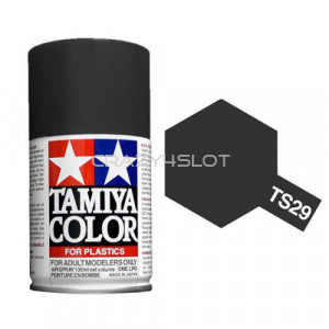 Vernice Spray Tamiya TS29 Semi Gloss Black