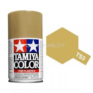 Vernice Spray Tamiya TS3 Dark Yellow