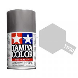 Vernice Spray Tamiya TS30 Silver Leaf