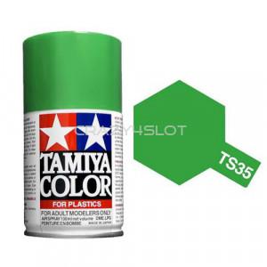 Vernice Spray Tamiya TS35 Park Green