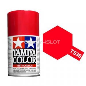 Vernice Spray Tamiya TS36 Fluorescent Red