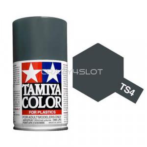 Vernice Spray Tamiya TS4 German Grey