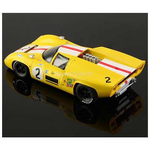 Lola T70 MKIII 24 Hours Le Mans 1968 n.7